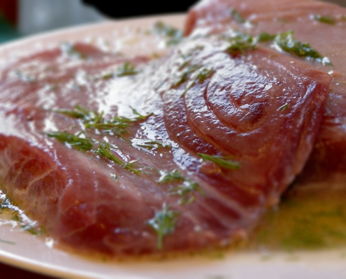 revcept van de maand una mas pasta met tonijn